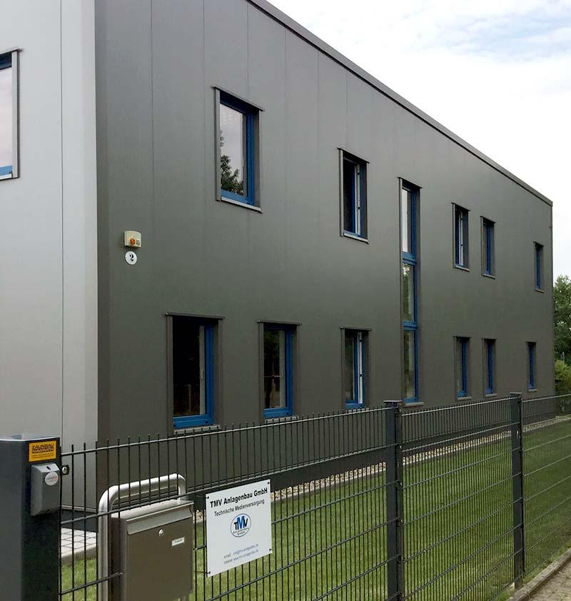 A. Franke GmbH: Unsere Referenzen im Stahlhallenbau